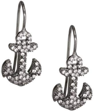 Fallon Anchor Hook Earrings