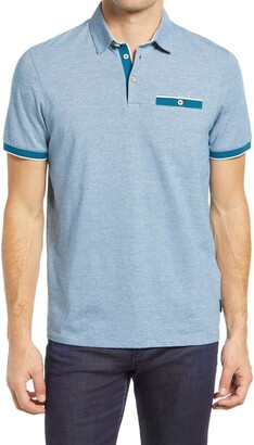 Ted Baker Fishing Slim Fit Polo