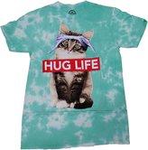 o.d.m. Hug Life Kitty Cat Graphic T-Shirt