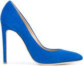 Giuseppe Zanotti Design Anette classic pumps - women - Leather/Suede - 37