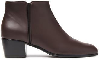 Giuseppe Zanotti Nicky 40 Leather Ankle Boots