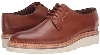 Bostonian Rhodes Wedge (Dark Tan Leather) Men's Shoes