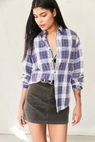 Urban Renewal Vintage Assorted Washed Flannel Shirt