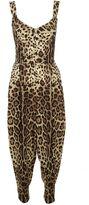 Dolce & Gabbana Zipped Jumpsuit