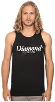 Diamond Supply Co. Typeset Tank Top