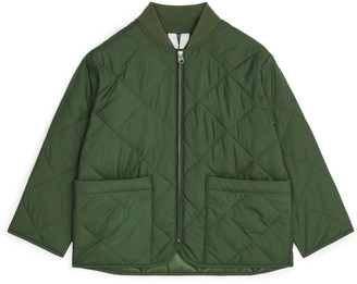 Arket Quilted Insulator Jacket