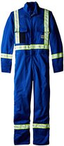 Carhartt Men's Big & Tall Flame Resistant Striped Coverall