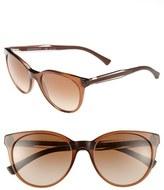 Emporio Armani 55mm Sunglasses