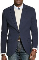 Polo Ralph Lauren Interlock Knit Regular Fit Blazer