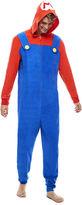 Asstd National Brand Nintendo Super Mario Union Suit