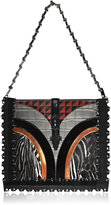 Proenza Schouler Accessories Mixed Tambourine Bag