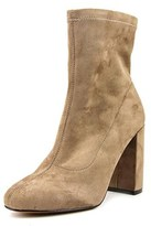 BCBGeneration Lilianna Round Toe Suede Ankle Boot.
