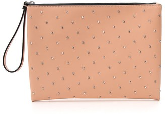 Marni Stud Detailed Clutch Bag
