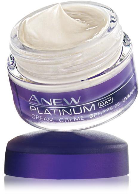 Anew Platinum Day Cream Travel Size SPF 25