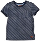 7 For All Mankind Boys' Striped Tee