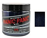 Manic Panic Semi Permanent Hair Color Cream After Midnight Blue 4 Oz by parallel import goods]