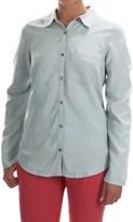 Columbia Wayfarer TENCEL® Shirt - Button Front, Long Sleeve (For Women)