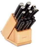 Berghoff Cutting Board, Knife Block & Knife- Set of 20