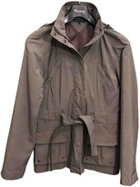 Tommy Hilfiger Khaki Trench Coat for Women