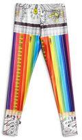 Terez Girl's Pencils Of Promise Leggings