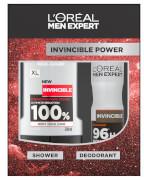 L'Oreal Men Expert Invincible Power Gift Set