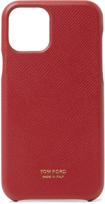 Tom Ford Full-Grain Leather Iphone 11 Pro Case