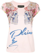 Philipp Plein Crosshill T-shirt - women - Cotton - XS