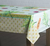 Maison d' Hermine Tropical Leaf 100% Cotton Tablecloth 54 Inch by 72 Inch