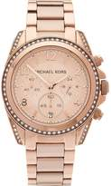 Michael Kors Blair 39mm Chronograph Stainless Steel Bracelet Watch