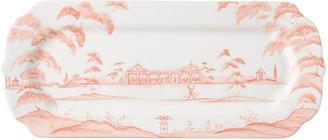 Juliska Country Estate Petal Pink Hostess Tray