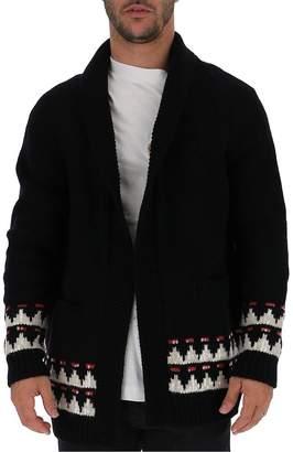 Saint Laurent Sequin Embellished Cardigan
