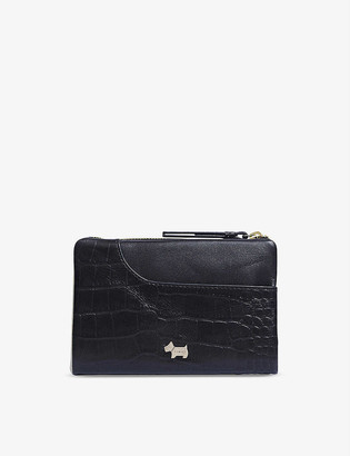 Radley + Co London Pockets medium leather bifold purse