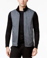 Alfani Men's Reversible Stretch Vest, Created for Macy's