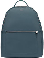 Smythson Burlington Deerskin Leather Backpack