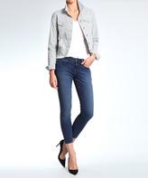 Mavi Jeans Gray Denim Jacket - Women