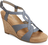 Aerosoles Fabuplush Wedge Sandals