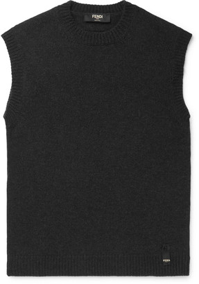 Fendi Cashmere Sweater Vest