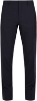 Burberry Millbank slim-leg wool trousers