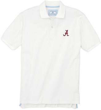 Southern Tide Alabama Crimson Tide Pique Polo Shirt