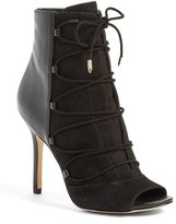 Sam Edelman 'Asher' Open Toe Bootie (Women)