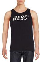 Wesc Logo Graphic Tank
