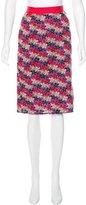 Kate Spade Lace Knee-Length Skirt