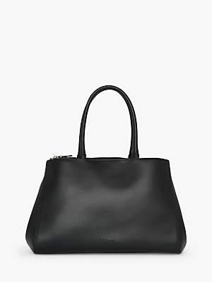 LK Bennett L.K.Bennett Brittany Leather Tote Bag