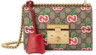 Gucci Chinese Valentine's Day Padlock small shoulder bag