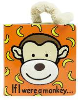 Jellycat If I Were a Monkey Book - Ages 0+