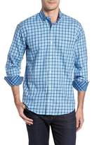 Tailorbyrd Men's Big & Tall Bridge City Gingham Twill Sport Shirt