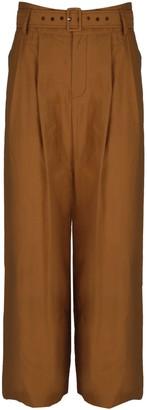 Maliparmi Cotton Shantung Pants
