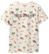 True Religion Retro Doodle Tee (Big Boys)