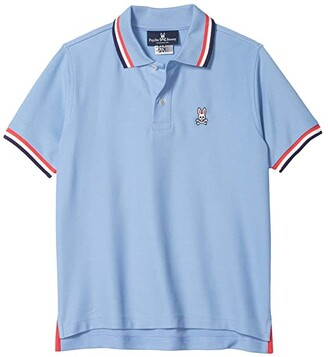 Psycho Bunny Kids Fashion Polo (Toddler/Little Kids/Big Kids) (Belair) Boy's Clothing