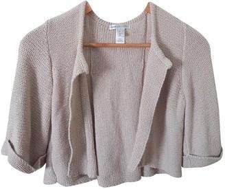 MANGO Beige Knitwear for Women